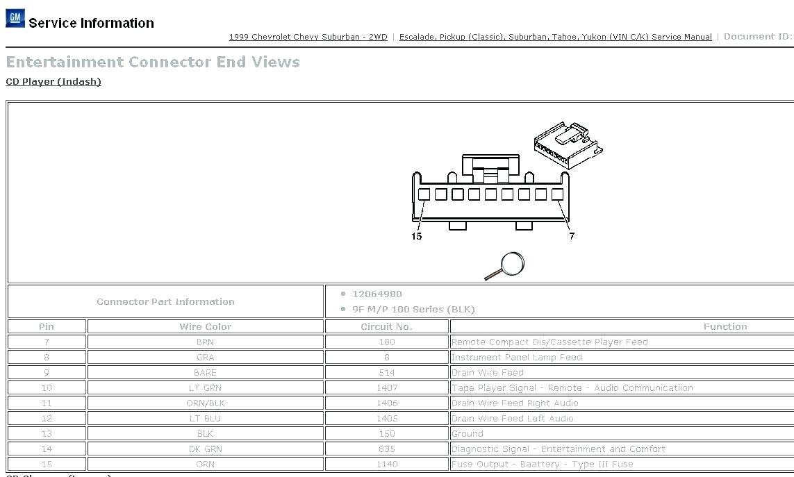 Suburban Wiring Diagram Amplifier