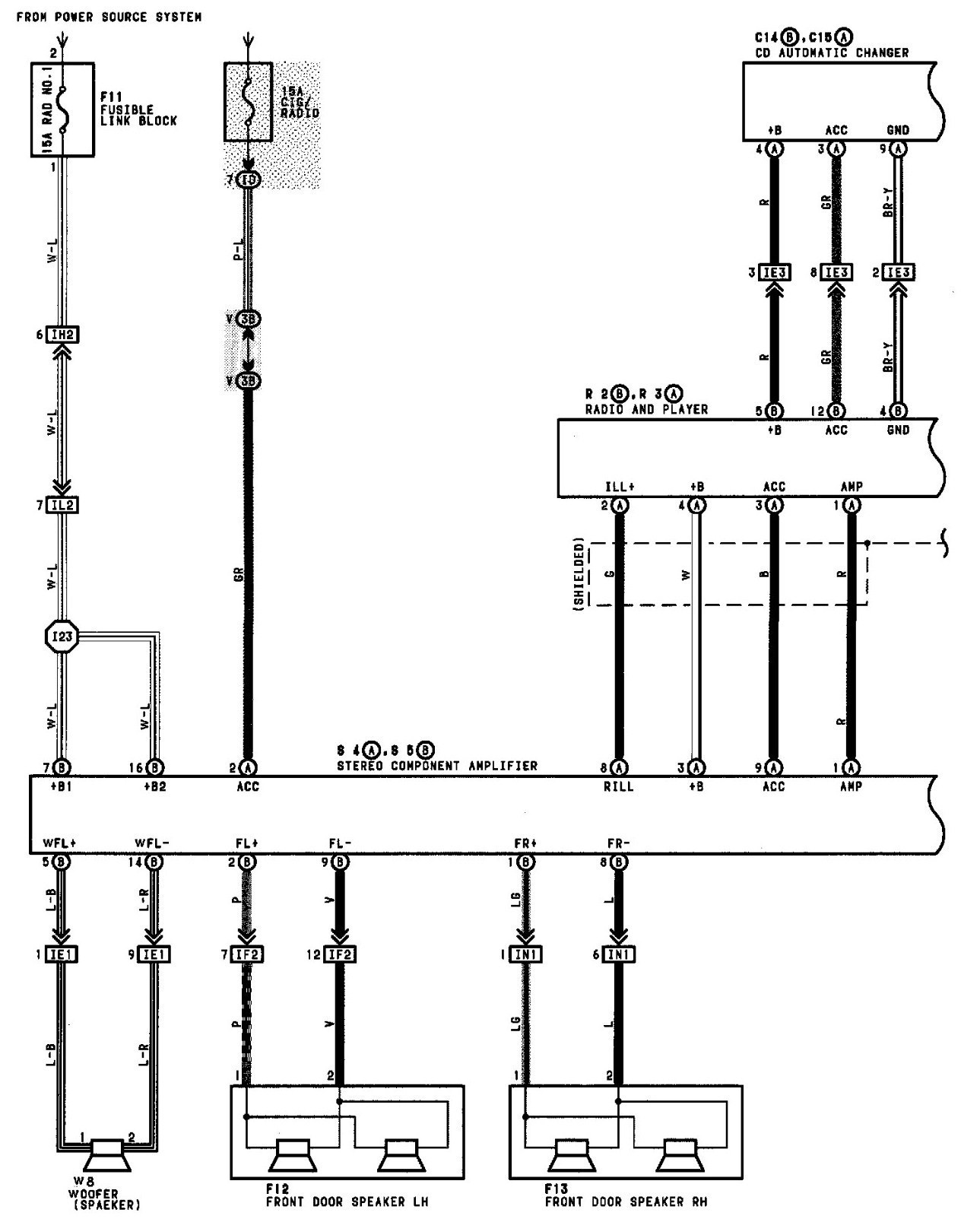 toyota highlander wiring schematics fo 0999  toyota pickup wiring diagrams besides 2013 toyota rav4  toyota pickup wiring diagrams besides
