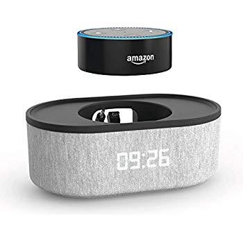 Brilliant Ibox Roost Bedside Speaker For Echo Dot 2Nd Generation Amazon Co Uk Wiring Cloud Waroletkolfr09Org