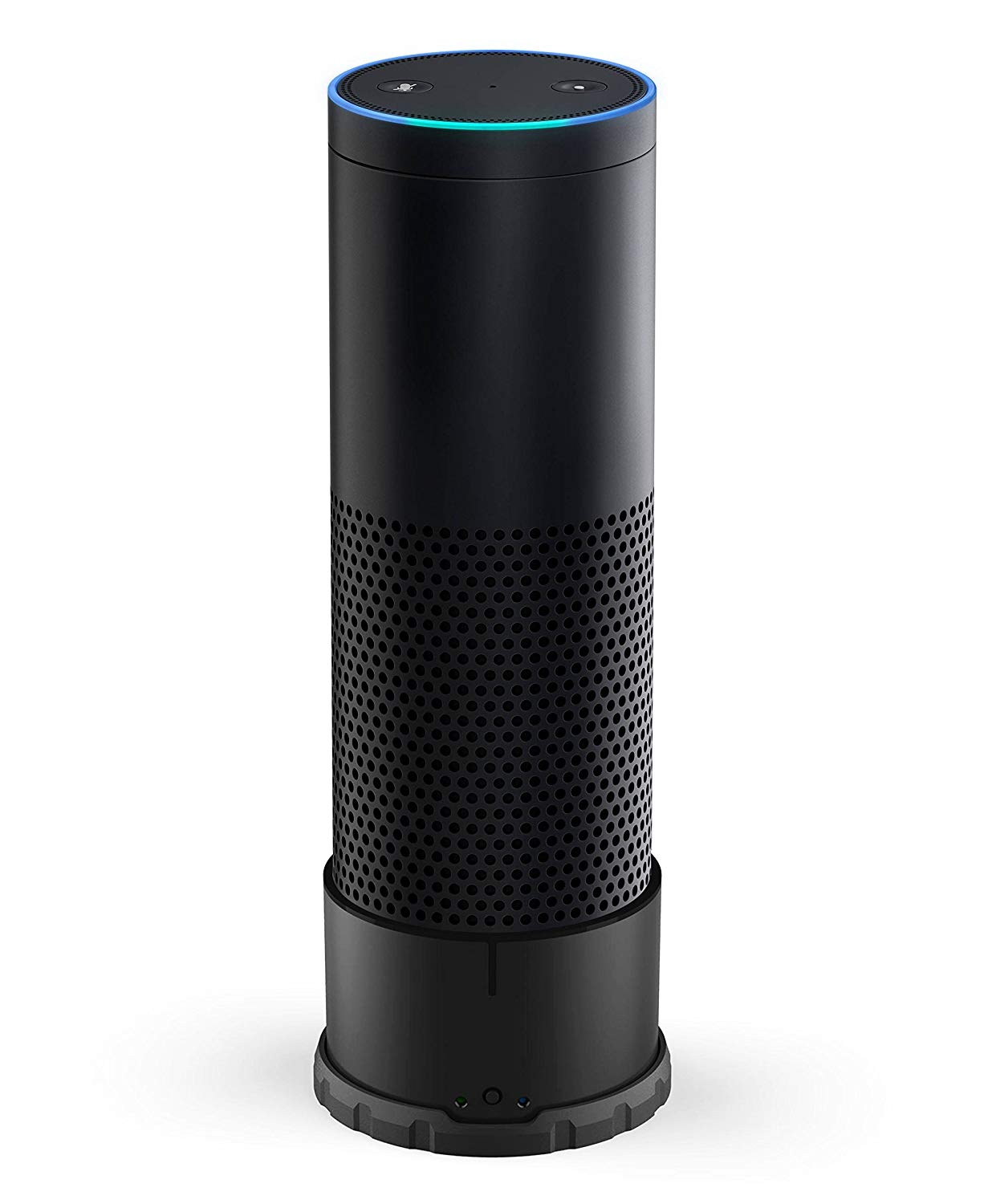 Prime Amazon Com Portable Battery Base For Echo Use Echo Anywhere Not Wiring Cloud Waroletkolfr09Org