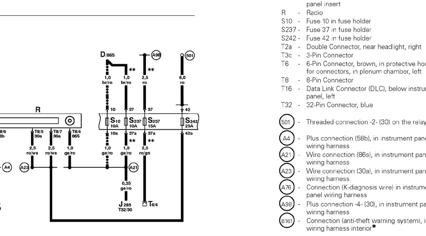2000 Vw Jetta Stereo Wiring Diagram - Curtis Snow Plow Wiring Harness 2000  for Wiring Diagram SchematicsWiring Diagram Schematics