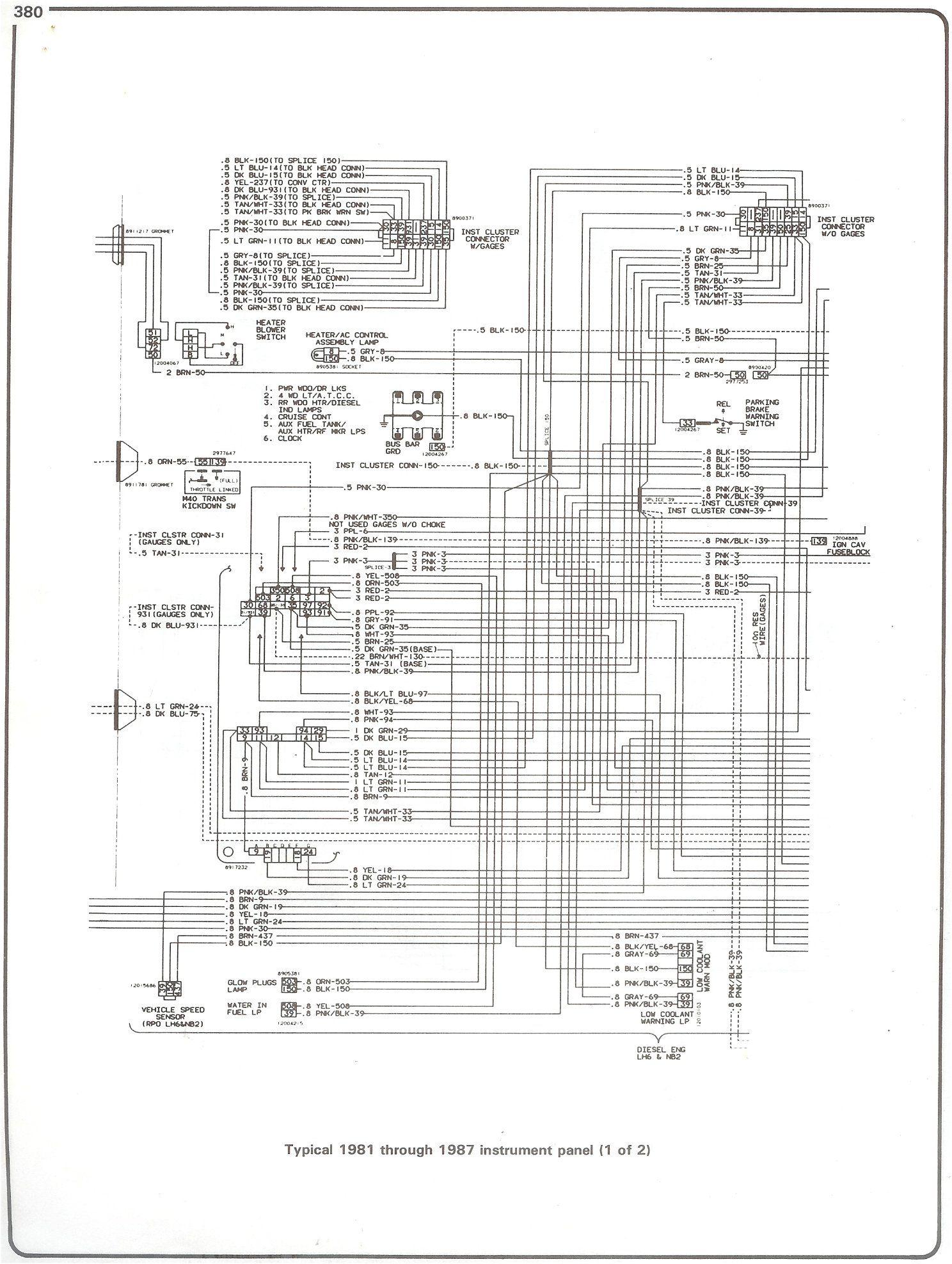 1984 Chevrolet Silverado Wiring Diagram Kenworth T800 Fuse Box Iagram For A 1994 Bege Wiring Diagram