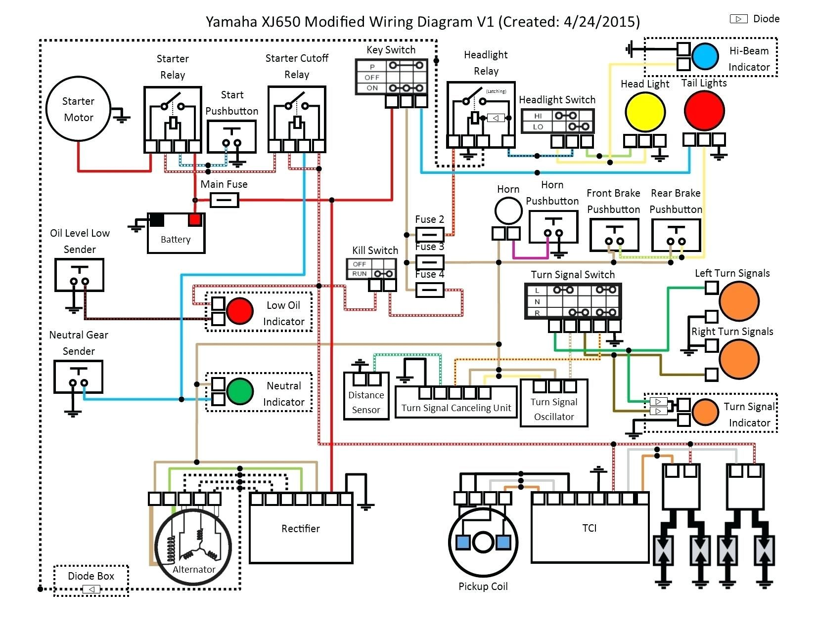 Free Wiring Diagrams For Motorcycles - Modern Duplex House Wiring Diagram  for Wiring Diagram SchematicsWiring Diagram Schematics