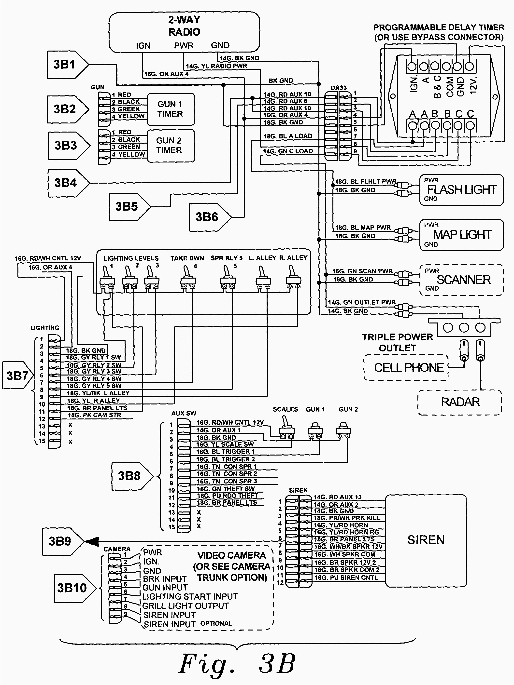 Whelen Linear Strobe Wiring Diagram - Wiring Diagramsself.pot.lesvignoblesguimberteau.fr