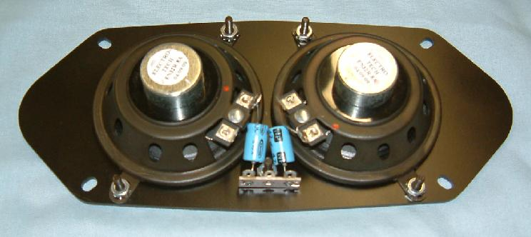 Pleasant Classic Car Speakers Wiring Cloud Overrenstrafr09Org