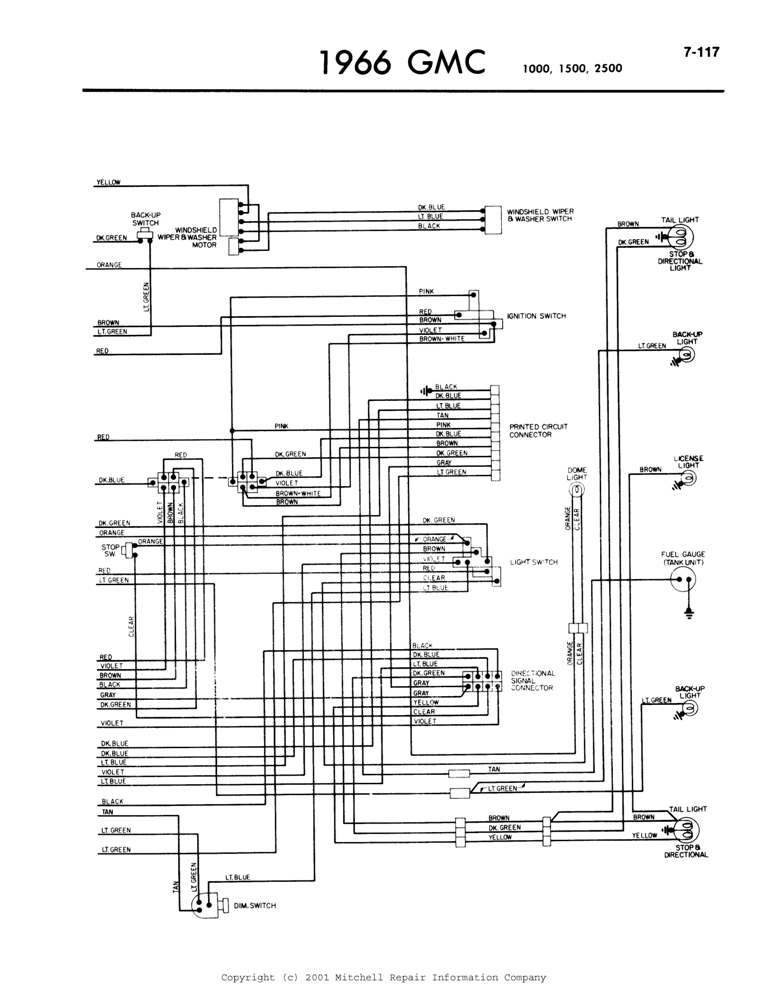 AD_2292] 63 Gmc Truck Wiring Diagram Schematic WiringVish Skat Peted Phae Mohammedshrine Librar Wiring 101