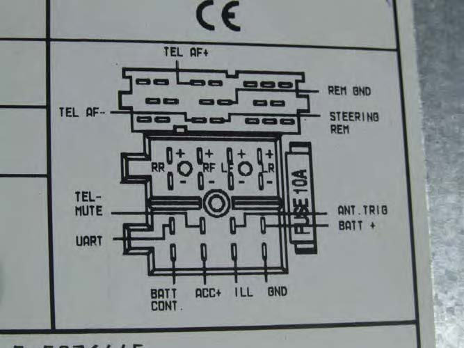 Vy Commodore Cd Player Wiring Diagram