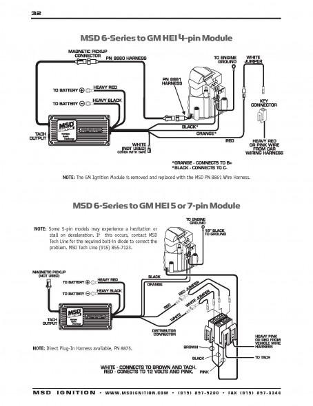 Ford Wiring Diagram Distributor