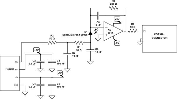 Terrific Amplifier With Photodiode Circuit Amplifiercircuit Circuit Wiring Cloud Ittabisraaidewilluminateatxorg
