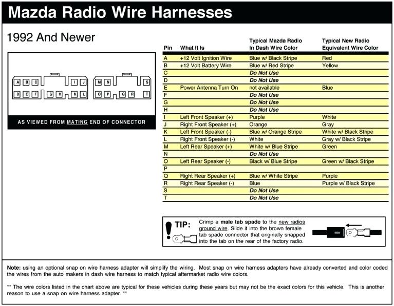2000 Mazda Protege Radio Wiring - Schematic wiring diagramcamelotunchained.it