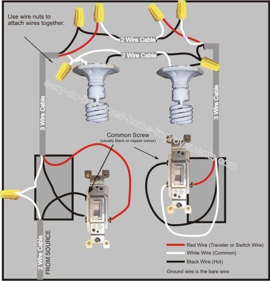 Phenomenal 3 Way Switch Wiring Diagram Shop Home Electrical Wiring Wiring Cloud Monangrecoveryedborg