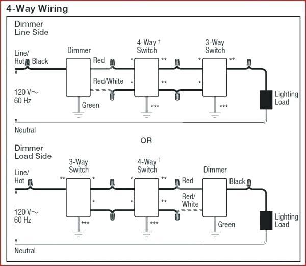 Dg 3297 Leviton Decora 4 Way Switches Diagram Schematic Wiring