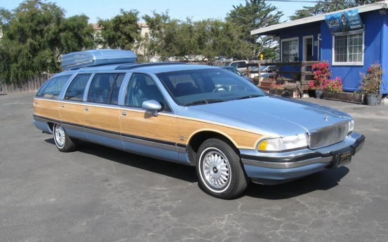 Phenomenal At 25 000 Could This Custom 1992 Buick Roadmaster Limo Get You To Wiring Cloud Ymoonsalvmohammedshrineorg