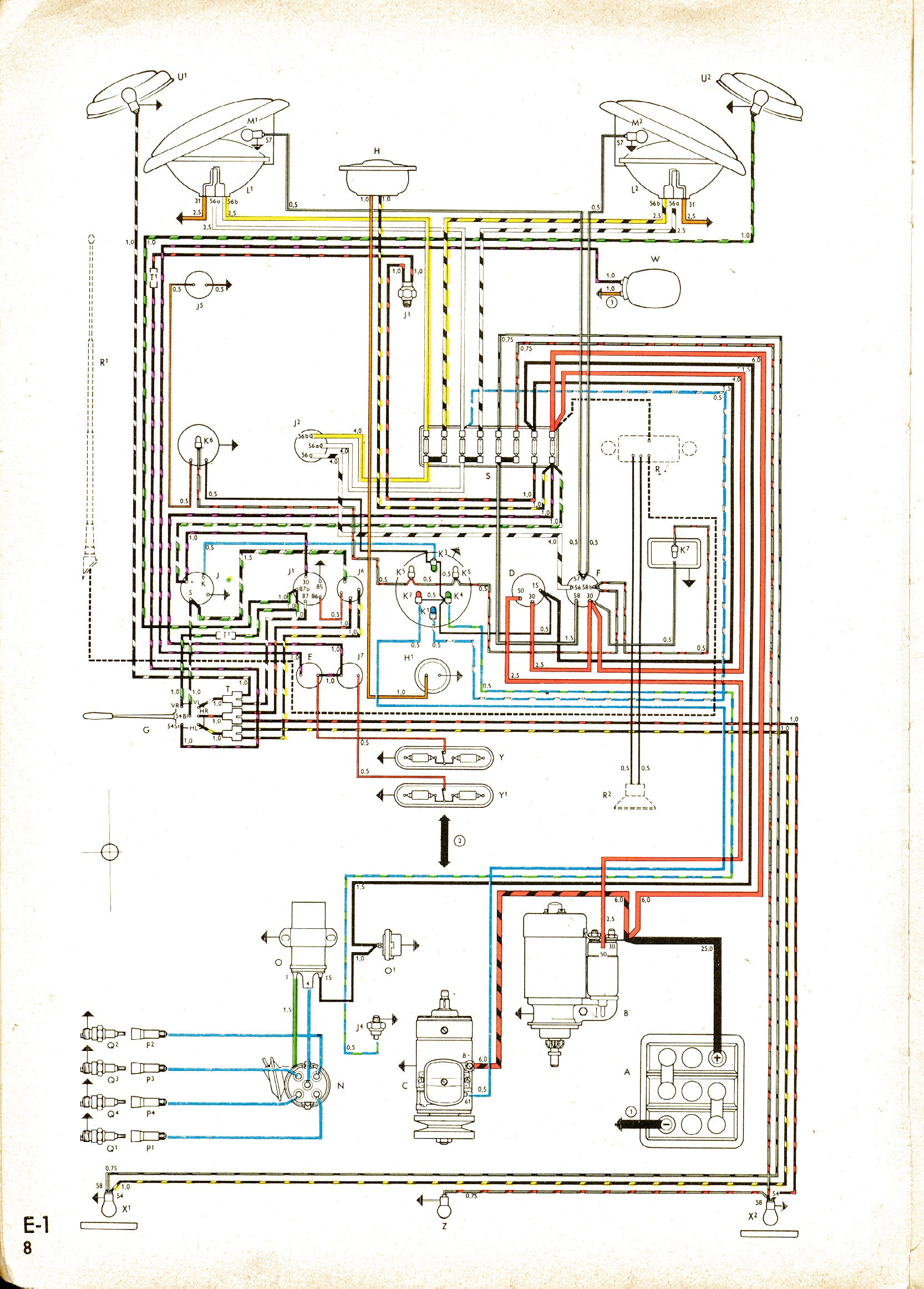 Outstanding Vw Wiring Diagrams Wiring Cloud Monangrecoveryedborg