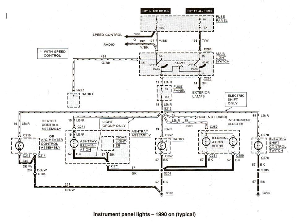 Wondrous Ford Ranger Tail Light Wiring Diagram Wiring Diagram Data Wiring Cloud Rometaidewilluminateatxorg