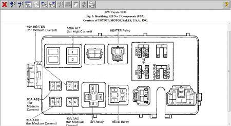 95 4runner Fuse Diagram Oreck Xl Parts Diagram Wiring For Wiring Diagram Schematics