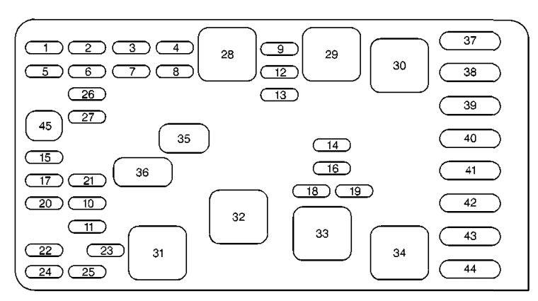 Fuse Box For Buick Park Avenue | calf-global wiring diagram library |  calf-global.kivitour.itcalf-global.kivitour.it