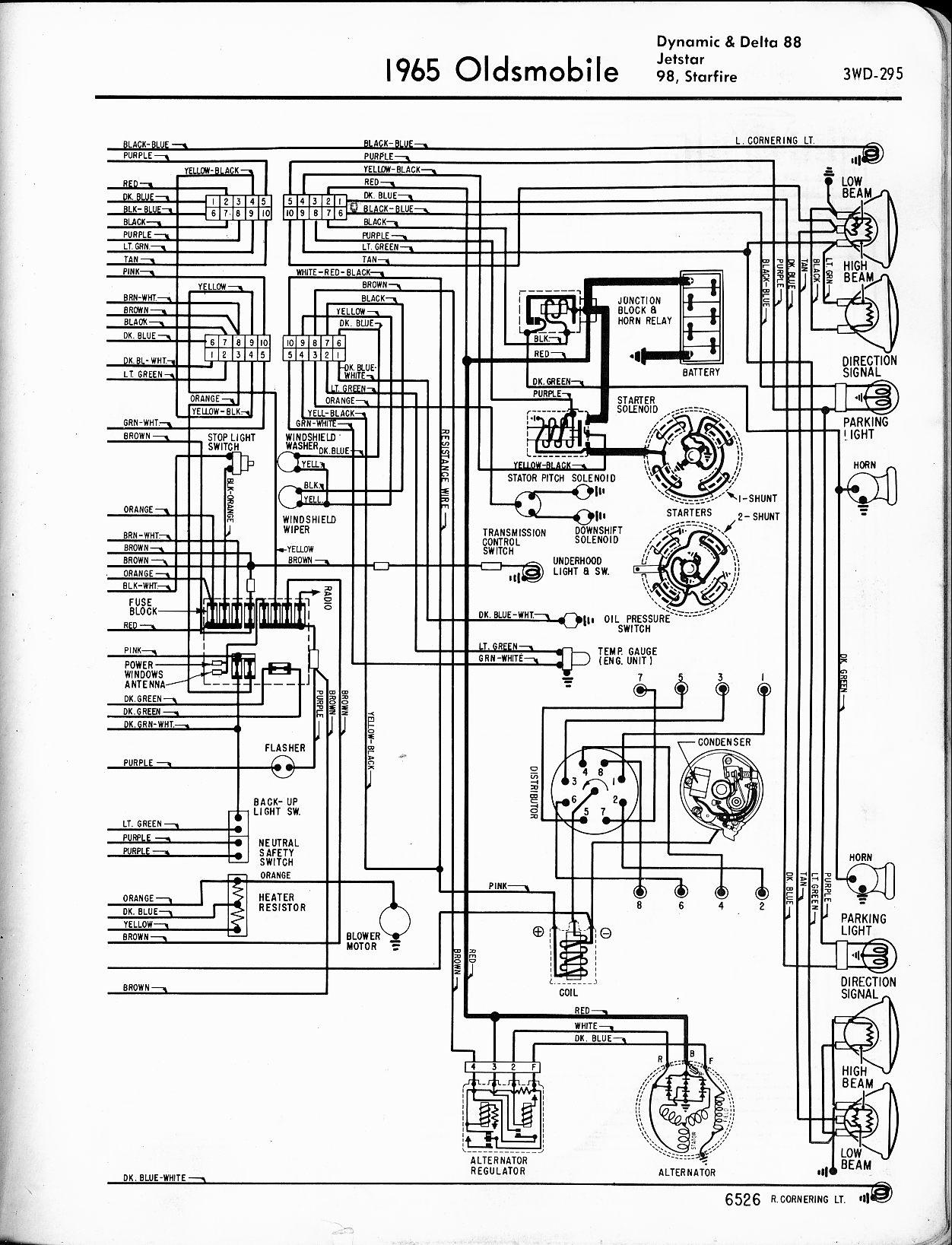 Wiring Diagram 1992 Oldmobile