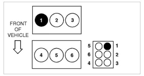 nx6883 2005 ford taurus spark plug wire diagram schematic