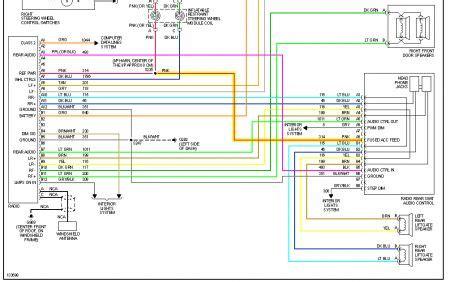 2004 chevy venture radio wiring diagram  wiring diagram