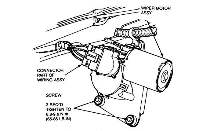 Ab 1096 1993 Ford Crown Victoria 4 6 Wiring Diagram Wiring Diagram