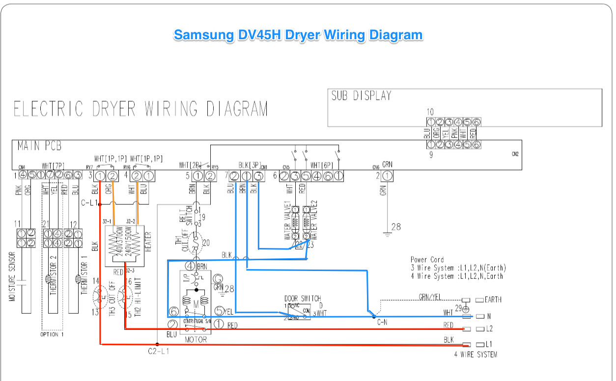 Enjoyable Whirlpool Dryer Schematic Basic Electronics Wiring Diagram Wiring Cloud Grayisramohammedshrineorg