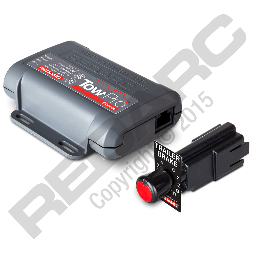 Phenomenal Tow Pro Classic Electric Brake Controller Redarc Electronics Wiring Cloud Onicaxeromohammedshrineorg