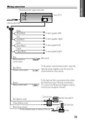 Wiring Diagram For A Kenwood Kdc 148