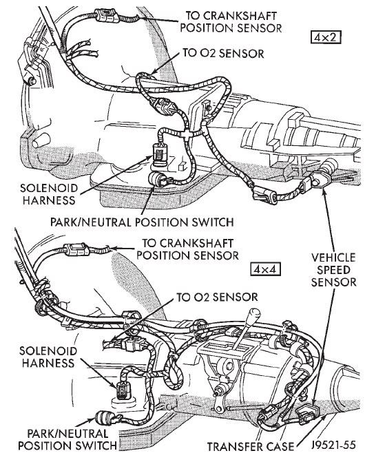 1994 dodge dakota wiring mc 4798  94 dodge b350 transmission diagram download diagram  94 dodge b350 transmission diagram