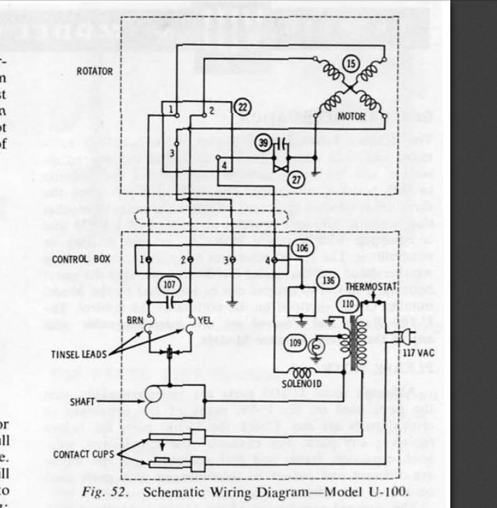 Channel Master Antenna Rotor Wiring Diagram