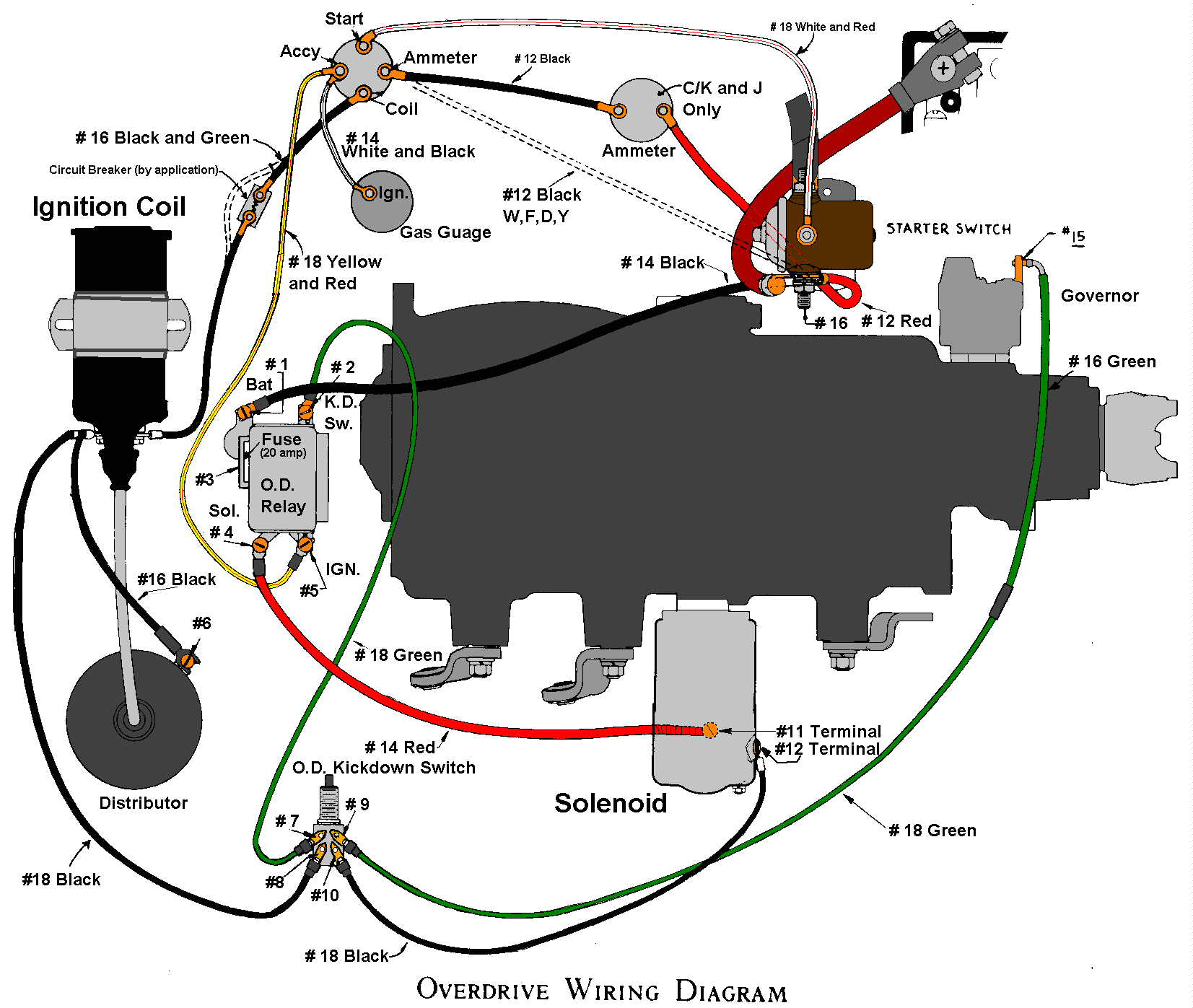 starter wiring diagram ford vx 5057  of basic ford solenoid wiring diagram chevy starter  solenoid wiring diagram chevy starter