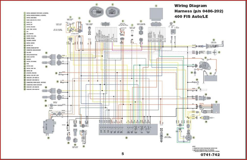 Terrific Polaris 500 Wiring Diagram Basic Electronics Wiring Diagram Wiring Cloud Cranvenetmohammedshrineorg