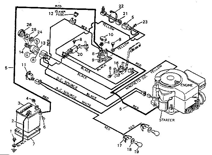 [DIAGRAM_3US]  Sears Riding Mower Wiring Diagram - 94 Honda Accord Wiring for Wiring  Diagram Schematics | Sears Lawn Tractor Wiring Diagram |  | Wiring Diagram Schematics