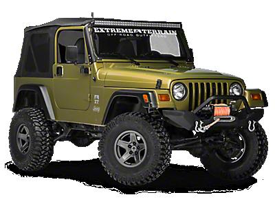 Cool 1997 2006 Jeep Wrangler Tj Accessories Parts Extremeterrain Wiring Cloud Licukaidewilluminateatxorg