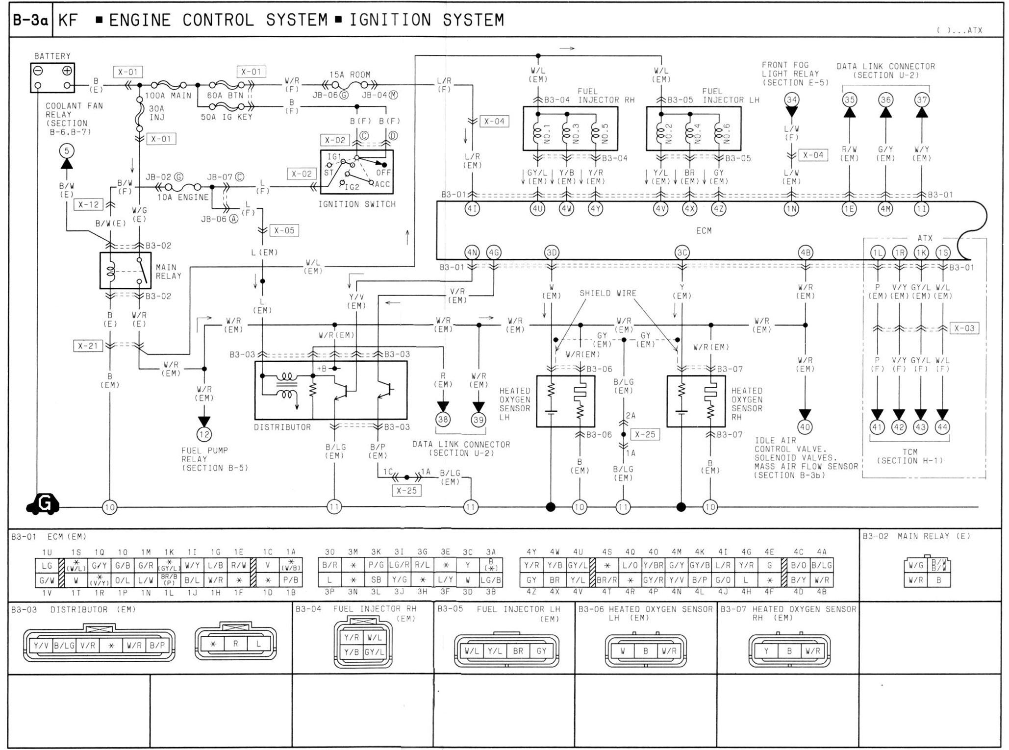 wiring diagram ford laser 1990 fw 0661  1989 mazda 323 engine fuse box diagram  1989 mazda 323 engine fuse box diagram