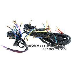 Incredible Wiring Loom For Vespa 125 Et3 Sip Scootershop Com Wiring Cloud Licukshollocom