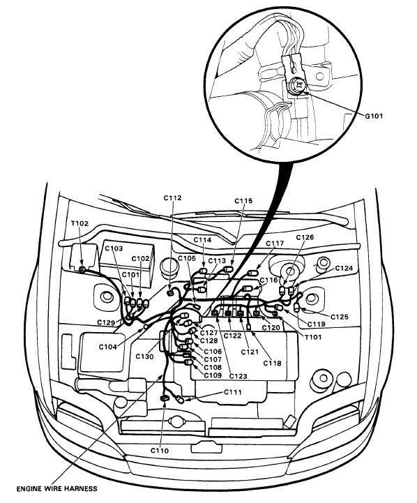 92 civic stereo wiring diagram an 8413  93 honda civic wiring diagrams free diagram  93 honda civic wiring diagrams free diagram