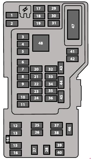 WS_8417] Ford E 350 Super Duty Fuse Box DiagramXrenket Licuk Mohammedshrine Librar Wiring 101