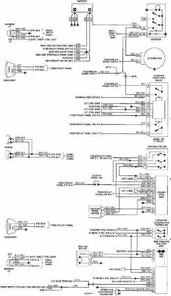 VV_5495] Of 1993 Vw Passat Wiring Diagram Automotive Wiring Diagrams  Download DiagramTerch Dimet Mecad Elae Mohammedshrine Librar Wiring 101