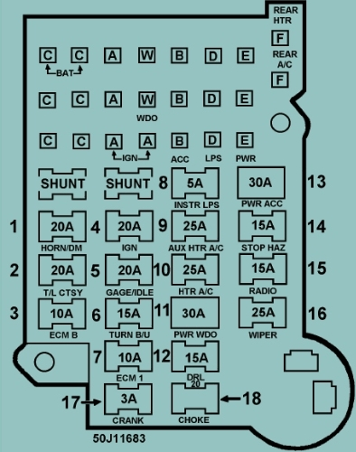1989 S10 Blazer Fuse Box - 2009 Chrysler Town And Country Fuse Box Diagram  - fuseboxxxx.begaya.decorresine.itWiring Diagram Resource