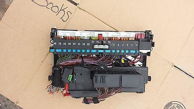 Sensational 2001 2006 Bmw 325I E46 Oem Right Front Relay Fuse Box Behind Glove Wiring Cloud Uslyletkolfr09Org
