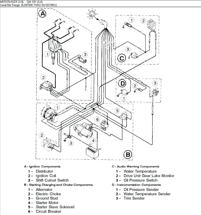 Omc Wiring Diagram