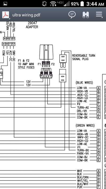 so1204 ultramount wiring diagram free diagram