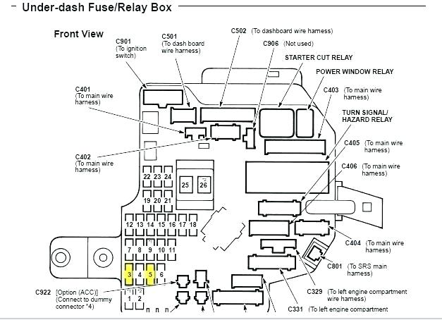 2003 acura rl fuse box - fios wiring for a house for wiring diagram  schematics  wiring diagram schematics