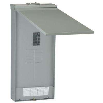 Pleasant Ge 200 Breaker Boxes Power Distribution The Home Depot Wiring Cloud Grayisramohammedshrineorg