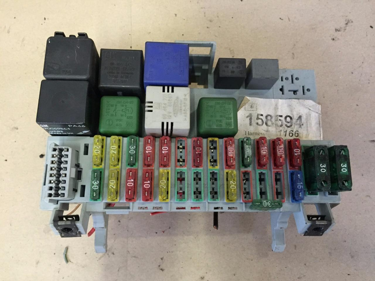 vauxhall astra fuse box mk4 wz 0696  astra sri fuse box  wz 0696  astra sri fuse box