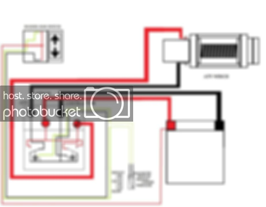 superwinch wiring diagram for atv sy 0398  superwinch wiring diagram atv installation of the remote  sy 0398  superwinch wiring diagram atv
