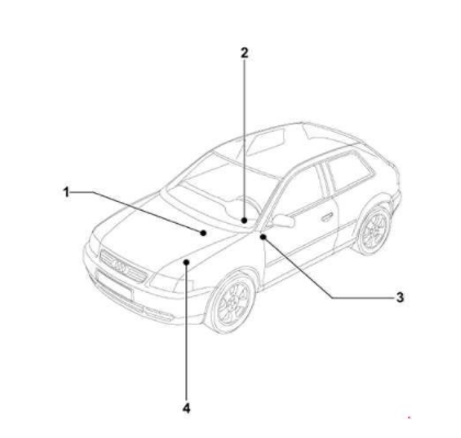 Outstanding Audi A3 8L 1996 To 2003 Archives Audi How To Wiring Cloud Dulfrecoveryedborg