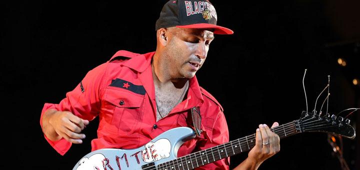 Fantastic Tom Morello Guitar Gear Rig Rage Against The Machine Guitar Gear Wiring Cloud Rometaidewilluminateatxorg