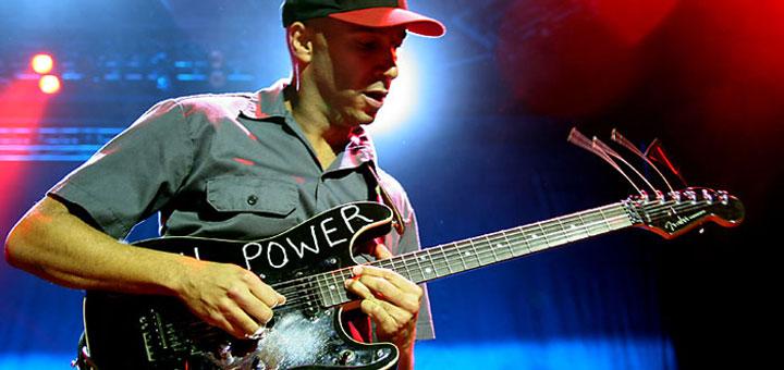 Marvelous Tom Morello Guitar Gear Rig Audioslave Guitar Gear Finder Wiring Cloud Rometaidewilluminateatxorg